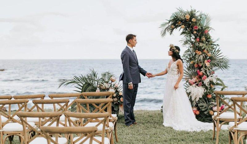 małe przyjęcie weselne również ma swój klimat